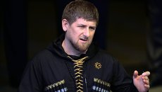 Исполняющий обязанности главы Чечни Рамзан Кадыров. Архивное фото