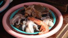 Морепродукты. Архивное фото