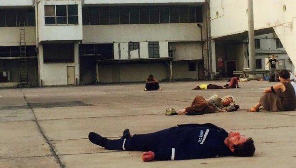 Спасение спасателей, или Злоключения украинцев по пути в Непал и обратно