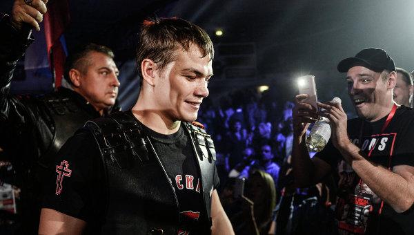 Российский боксер Федор Чудинов. Архивное фото