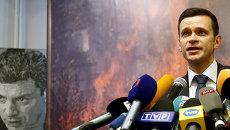 Член бюро федерального политсовета РПР-ПАРНАС Илья Яшин. Архивное фото