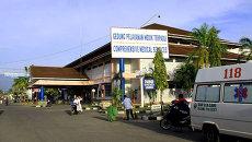 Скорая помощь в Индонезии. Архивное фото
