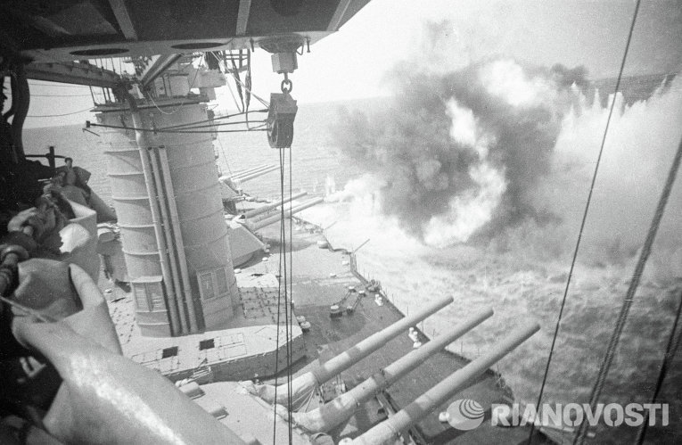 Гвардейский линейный корабль Севастополь