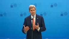 Настал критический момент – Джон Керри о противостоянии на Украине