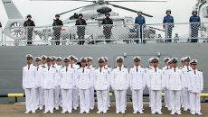 Российско-китайские учения Морское взаимодействие - 2015 открылись в Новороссийске