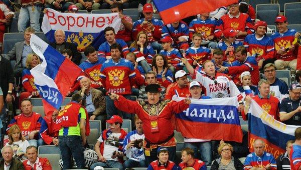 Хоккей. Чемпионат мира - 2015. Архивное фото