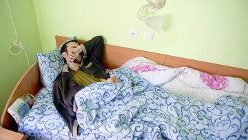 Один из задержанных в Донбассе россиян. Архивное фото