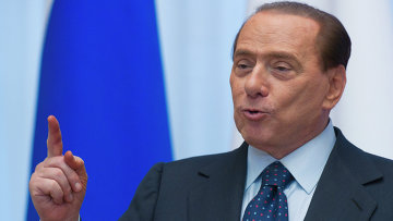 Сильвио Берлускони, архивное фото