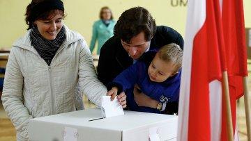 Голосование во втором туре президентских выборов в Польше, 24 мая 2015 года