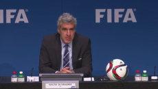 Представитель ФИФА развеял слух об отмене ЧМ-2018 в России