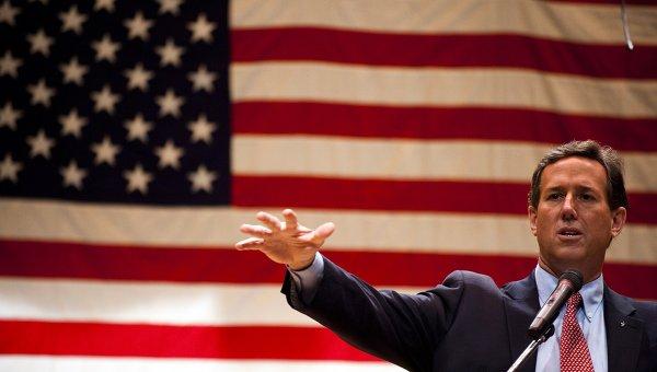 Бывший сенатор от Республиканской партии Рик Санторум