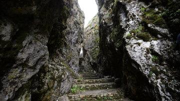 Местечко Матлас. Северный Кавказ. Архивное фото