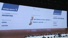Йозеф Блаттер переизбран на пятый срок: как проходили выборы президента ФИФА