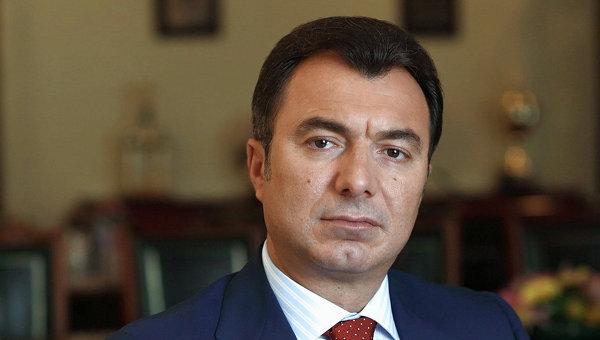 Председатель совета директоров ЗАО Евроцемент групп Филарет Гальчев. Архивное фото