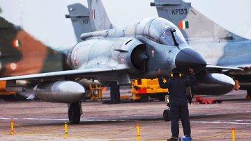 Авиация ВВС Индии. Архивное фото