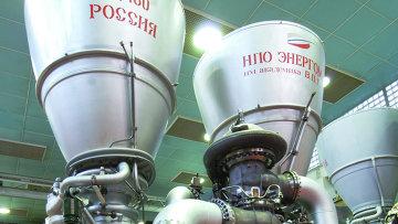 Ракетный двигатель РД-180