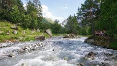 Софийская долина Архыза