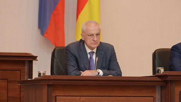 Глава Республики Северная Осетия — Алания Тамерлан Агузаров. Архивное фото