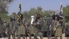 Исламистская группировка Боко Харам. Архивное фото