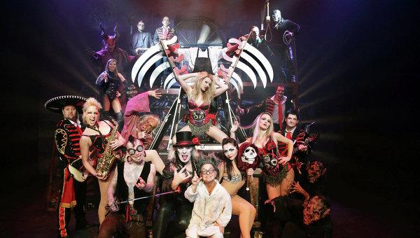 Британский цирк ужасов