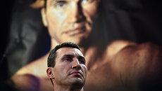 Украинский боксер Владимир Кличко. Архивное фото