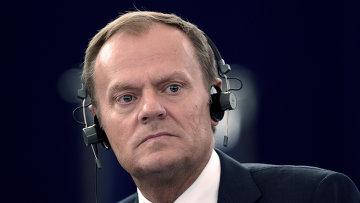 Президент Европейского совета Дональд Туск. Архивное фото