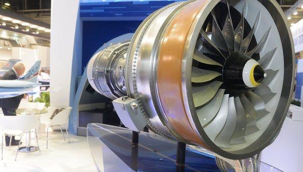 Двигатель ПД-14. Архивное фото