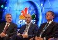 Теледебаты CNBC Структурные реформы и антикризисная политика в России. Что дальше? в рамках ПМЭФ 2015