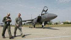 Служащие ВВС США. Архивное фото