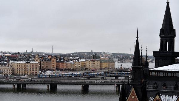 Стокгольм, Архивное фото