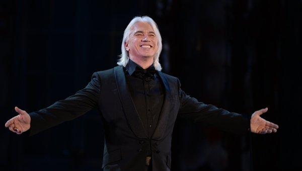 Оперный певец Дмитрий Хворостовский, архивное фото
