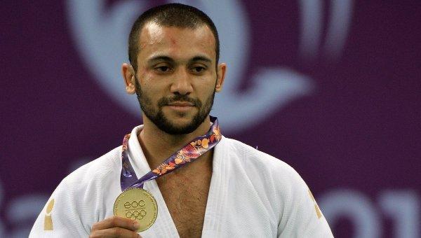 Камал Хан-Магомедов (Россия), завоевавший золотую медаль на сорев. Архивное фото
