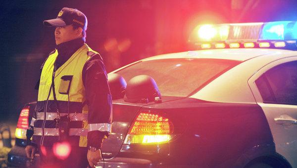 Сотрудник полиции Тайваня. Архивное фото