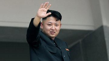 Лидер КНДР Ким Чен Ын, архивное фото