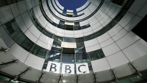Здание штаб-квартиры теле- и радиовещательной компании Би-Би-Си в Лондоне, Великобритания. Архивное фото