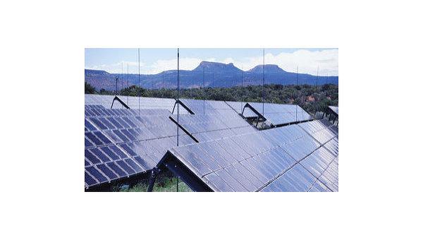 Солнечные батареи. Архив