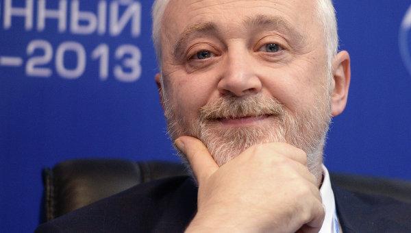 Российский бизнесмен Леонид Меламед