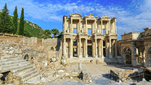 ВТурции выгнали археологов издревнегреческого Эфеса