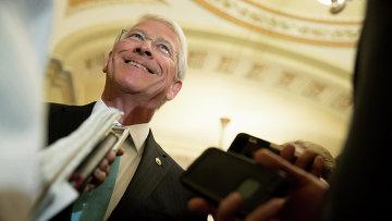 Сенатор США от штата Миссисипи Роджер Уикер. Архивное фото