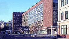 Здание Федеральной службы государственной статистики. Архивное фото