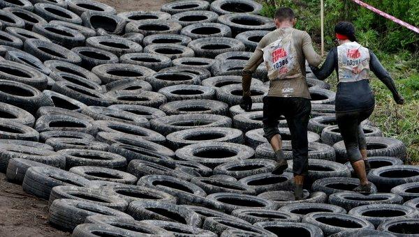 """В Хабаровске более двух тысяч человек прошли """"Гонку героев"""""""