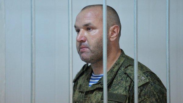 Начальник 242-го учебного центра ВДВ полковник Олег Пономарев. Архивное фото