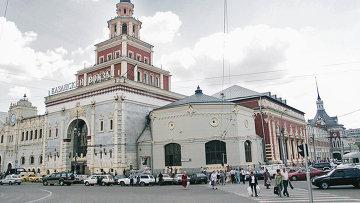 Казанский вокзал в Москве. Архивное фото