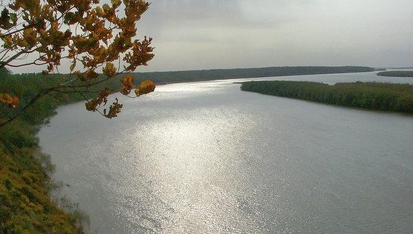 Река Амур. Архивное фото