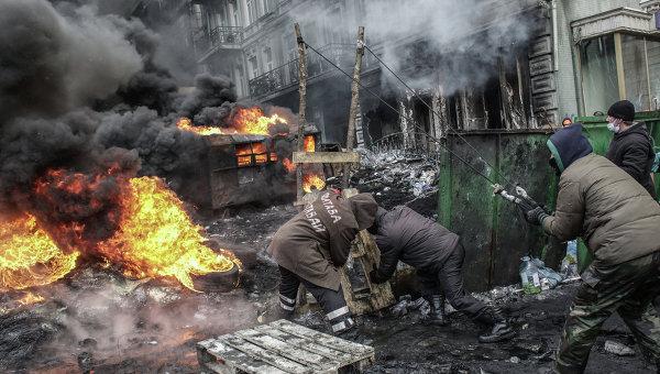 Парубий: Планы Путина шире, чем захват Украины