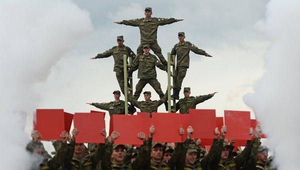 Армейские Игры. Архивное фото