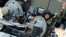 Армейские международные Игры-2015, архивное фото
