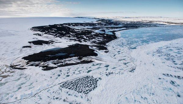 Арктическая экспедиция. Архивное фото