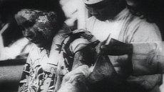 Хиросима – первая жертва ядерного оружия. Съемки 1945 года