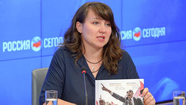 Оксана Олейник. Архив